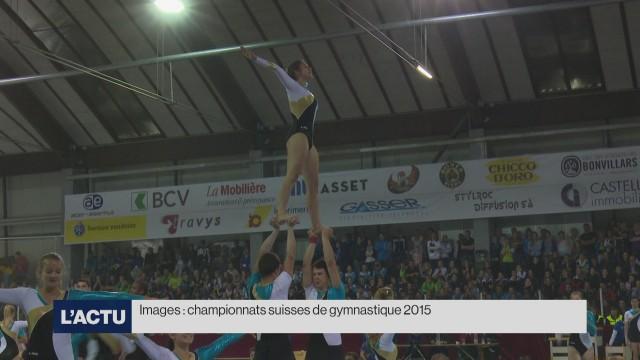 Lausanne accueille la fête romande de gymnastique