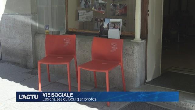 Les chaises du Bourg en photos