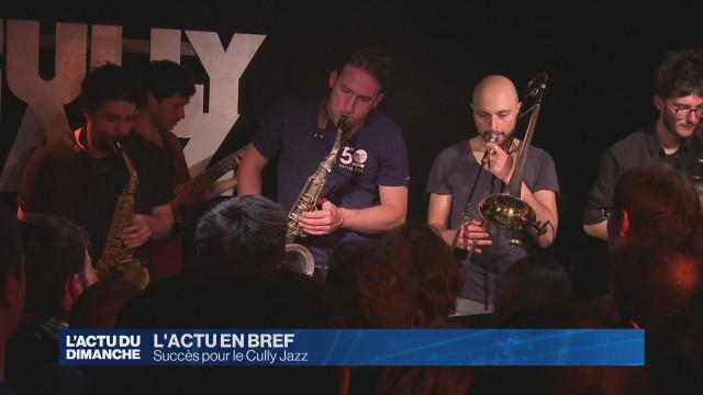 Succès pour la 36ème édition du Cully Jazz
