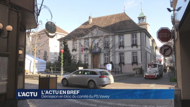 Démission en bloc du comité du PS Vevey