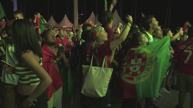 Klaxons tolérés pour la Coupe du monde de foot