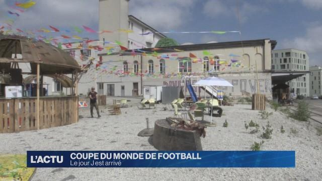 Coup d'envoi de la Coupe du Monde de football 2018