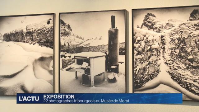La photographie à l'honneur au Musée de Morat