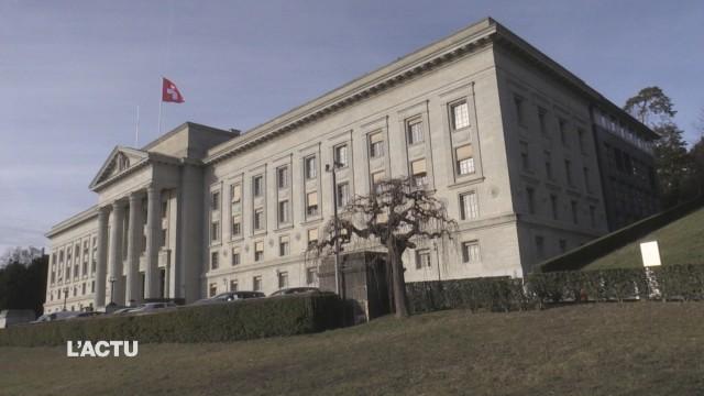 Le Tribunal fédéral est surchargé