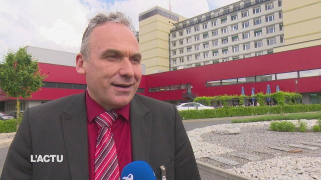 Marc Devaud nommé à la tête de l'Hôpital fribourgeois