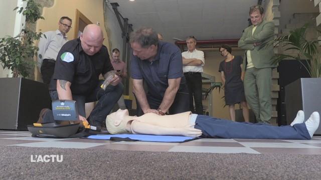 Un réseau de bénévoles contre les arrêts cardiaques