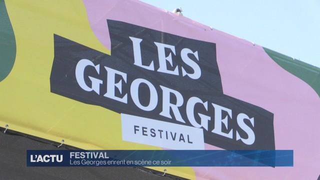 Les Georges entrent en scène ce soir