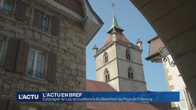 Estavayer-le-Lac accueille la Bénichon du Pays de Fribourg