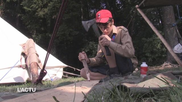 Scout un jour, scout toujours !