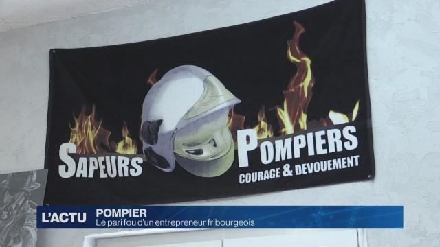 Bienvenue à la Boutique Pompier