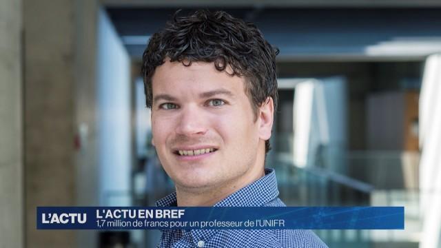 1,7 million de francs pour un professeur fribourgeois