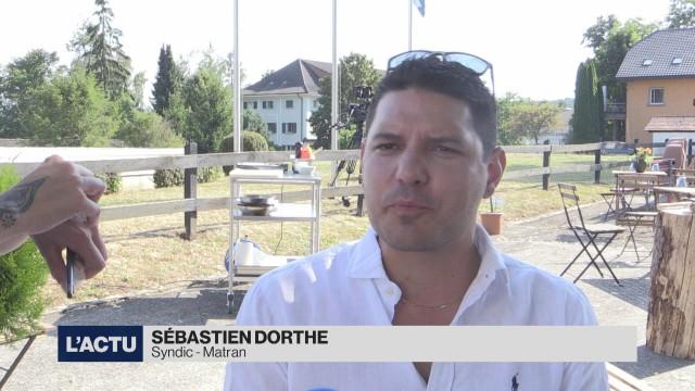 La Télé vous fait visiter les villages valdo-fribourgeois