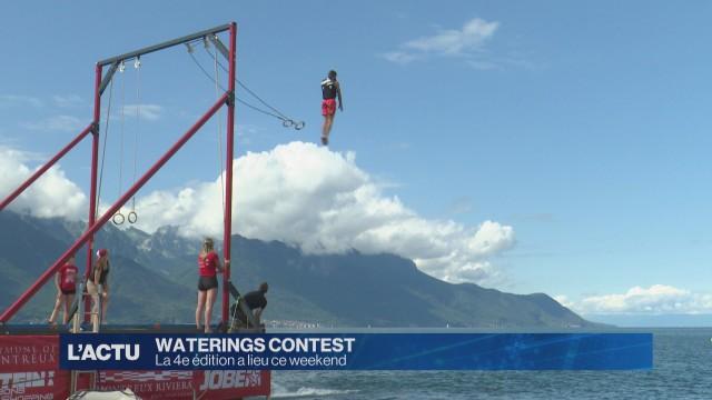 4e édition du Waterings Contest ce weekend