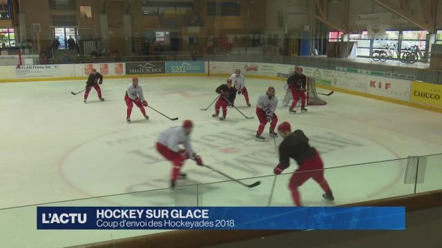 23ème édition des Hockeyades