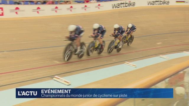 Championnats du monde junior de cyclisme sur piste UCI