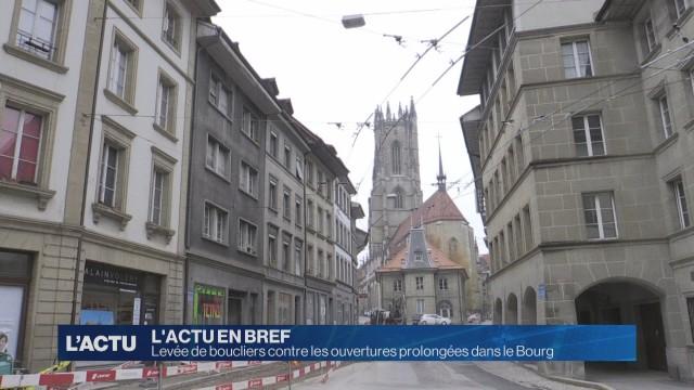Les ouvertures prolongées dans le Bourg font un tollé