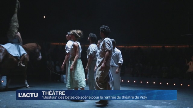 Du cirque réinventé au Théâtre de Vidy