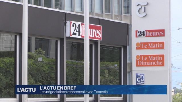 Préavis de grève suspendu