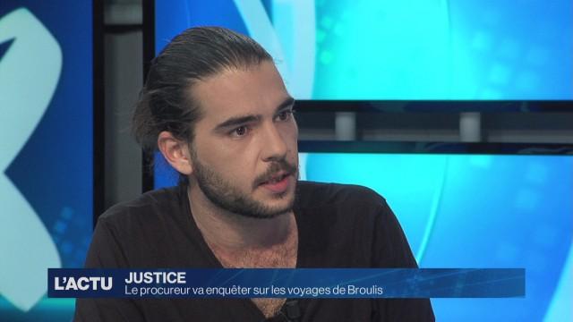 Le procureur va enquêter sur les voyages de Broulis
