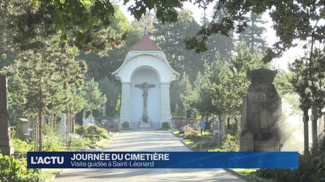 Visite guidée à Saint-Léonard