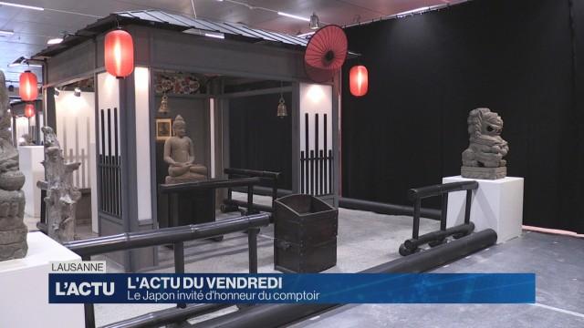 Le Comptoir Suisse ouvre ses portes