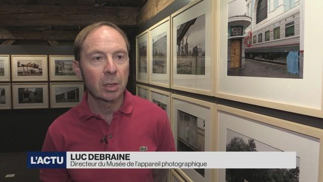 Le nouveau directeur du Musée de l'appareil photographique