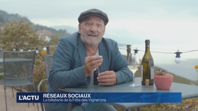 Comptoir suisse et Fête des Vignerons