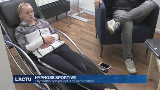 L'hypnothérapie pour plus de performance