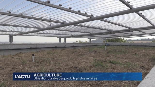Utilisation durable des produits phytosanitaires