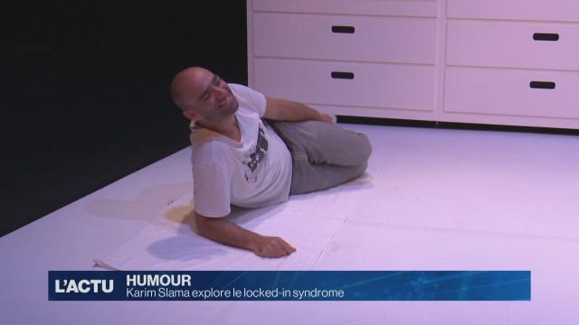 Karim Slama explore le locked-in syndrome