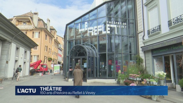 150 ans d'histoire au Reflet de Vevey
