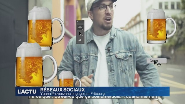 Fribourg au coeur des réseaux sociaux