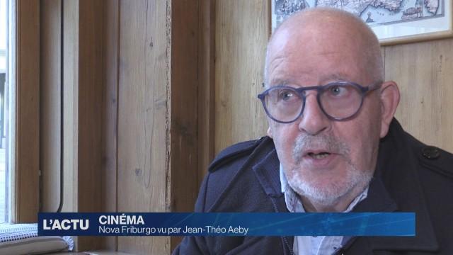 Nova Friburgo vu par Jean-Théo Aeby