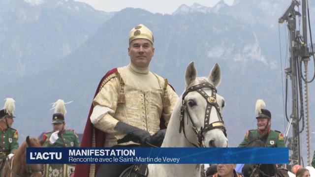 Qui est le Saint-Martin de Vevey ?