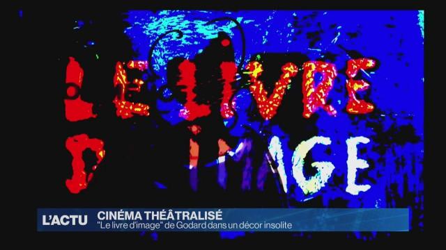Un « Plus » que film réalisé par Jean-Luc Godard