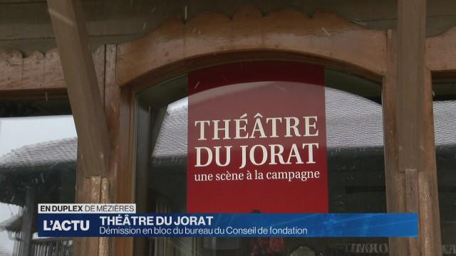 Démission en bloc au Théâtre du Jorat