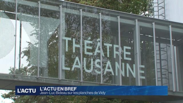 La seconde partie de la saison du Théâtre de Vidy dévoilée.