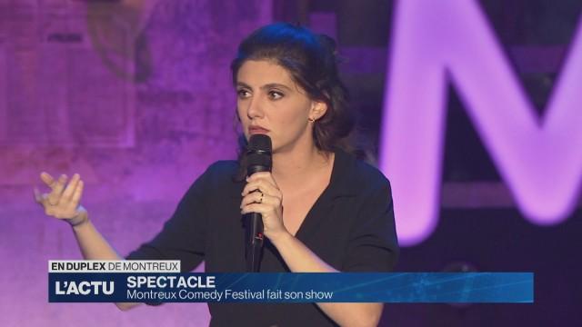 29e édition du Montreux Comedy Festival