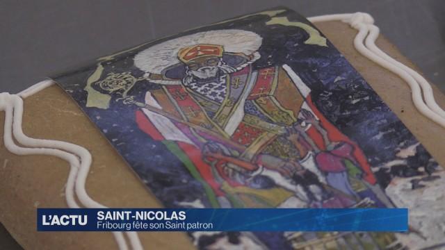 Le grand Saint-Nicolas est là!