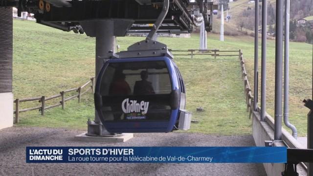 La roue tourne pour la télécabine de Val-de-Charmey