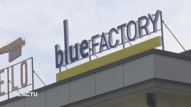 Bluefactory a besoin d'argent