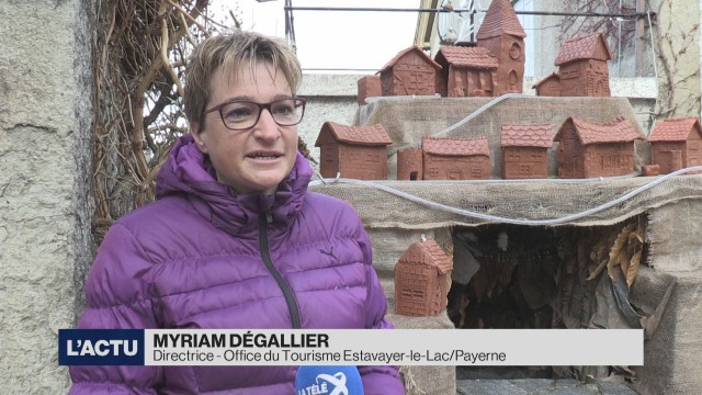 54 crèches à découvrir à Estavayer
