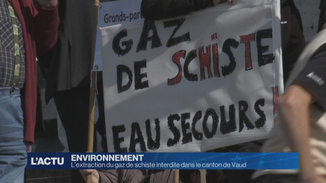 Interdiction de l'extraction d'hydrocarbure