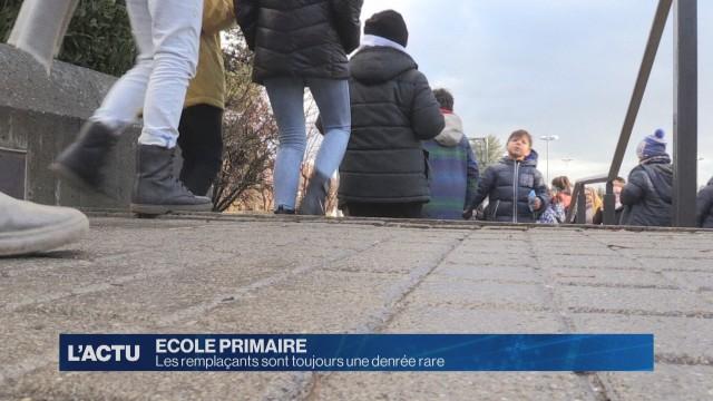 Fribourg recherche des remplaçants scolaires.