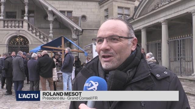 Roland Mesot remplace Markus Ith au Grand Conseil