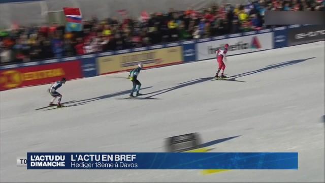 Hediger 18ème à Davos