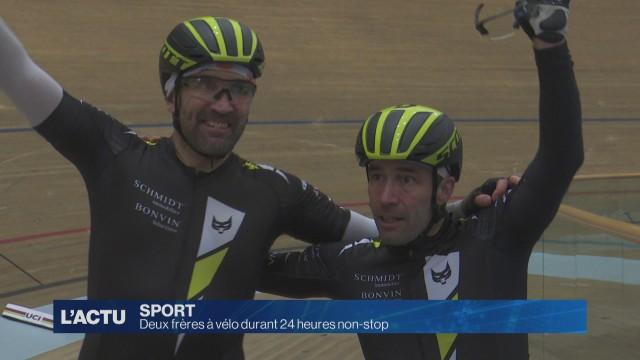 Onze records du monde pour 24 heures de vélo