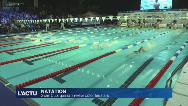 Swim Cup : quand la relève côtoit les stars