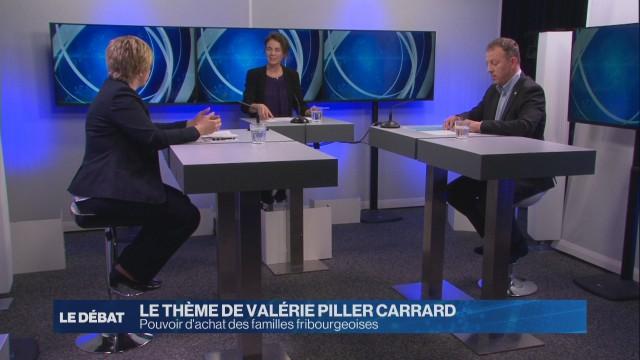 Débat pour l'élection complémentaire à Fribourg