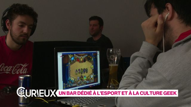 Un bar dédié à l'eSport et à la culture geek